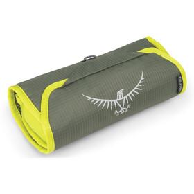 Osprey Wash Bag Roll, electric lime